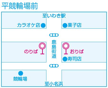 荒川バスストップ - JapaneseClass.jp